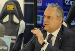 Laziodan askıya alınan Serie A için mahkeme uyarısı