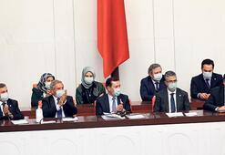 Siyasette uzlaşma 'sağlık'la sağlandı