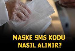 Ücretsiz maske başvurusu nasıl yapılır e-Devlet  başvuru sayfası Maske SMS kodu nasıl alınır