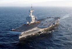 Fransa'nın uçak gemisinde 668 personelde corona virüs çıktı