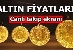 Altın fiyatları bugün ne kadar Güncel gram altın, çeyrek altın fiyatı belli oldu