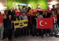 Amerikadaki Fenerbahçelilerden kampanyaya destek