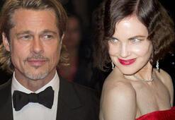 Elizabeth McGovernden Brad Pitt itirafı