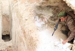 Teröristlerin kullandığı 4 bin tünel imha edildi