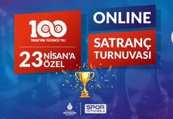 23 Nisan kutlamalarında Online Satranç Turnuvası heyecanı