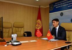 Kırgızistandan corona virüsle mücadele için Türkiyenin yaptığı yardımlara teşekkür