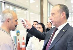 Turgutlu'da Başkan Akın'ın 7/24 koronavirüs savaşı