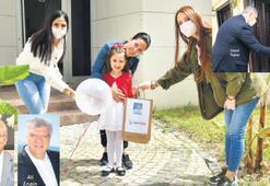 Koronavirüs, 23 Nisan coşkusuna engel değil