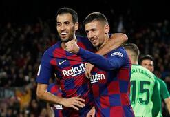 Sergio Busquets: Ligler bu sezon devam edemez