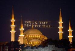 İlk oruç hangi gün tutulacak Ramazan ayı hangi tarihte başlayacak