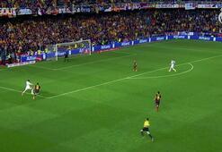 Gareth Balein Kral Kupası finalinde Barcelonaya attığı müthiş gol