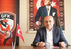 Gaziantep FK liglerin devam etmesinden yana