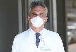 Corona virüsü yenen doktordan C ve D vitamini ile zerdeçal tüketimi önerisi