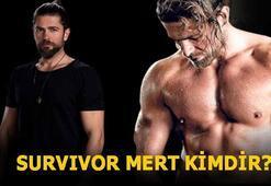 Survivor Mert kimdir,eski sevgilisi kim Survior Mert Öcal kaç yaşında,evli mi, hangi dizilerde oynadı
