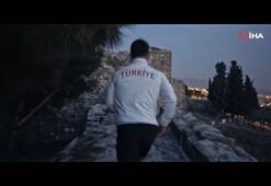 """Bakan Kasapoğlu: """"Tüm Türkiye'yi milli sporcularımızla birlikte hareket etmeye davet ediyoruz"""""""