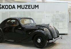Skoda sanal müzede ziyaretçilerini bekliyor