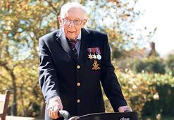 100 yaşındaki kahraman Tom Moore