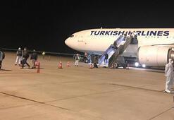Polonya'dan 212 Türk vatandaşı Ordu'ya getirildi