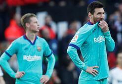Barcelona'da 3 futbolcu dışında herkes satılık
