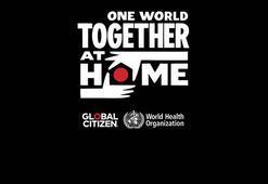 'One World: Together At Home' bu hafta sonu tüm dünya ile aynı anda yayınlanacak