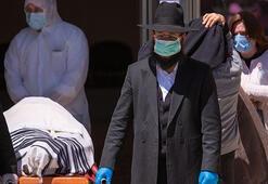 İsrailde skandal corona virüs iddiası: Bağış yapan virüs kapmaz