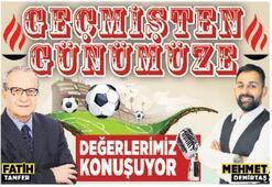 Beni Türk futboluna İzmirspor armağan etti