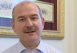 İçişleri Bakanı Soyludan videolu evde kal çağrısı