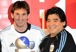 Aguirre: Maradona, hakemler ve takımıyla çok konuşurdu, Messi çok sessiz