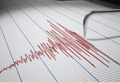 19 Nisan son depremler... Bugün en son ne zaman ve nerede deprem oldu