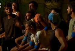 Survivorda eleme adayı kim oldu Gönüllüler takımında dondurmayı kimin yediği ortaya çıktı