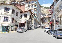 Ermenekte 1 kişi coronadan öldü, halk sokağa çıkmadı