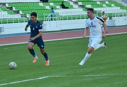 Türkmenistan ligler açıldı Seyircili müsabaka...