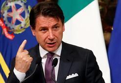 İtalya Başbakanı Conteden Almanyaya fren benzetmesi