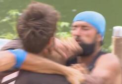 Survivorda büyük kavga Barış ve Yasin diskalifiye oldu mu Eleme adayları kimler