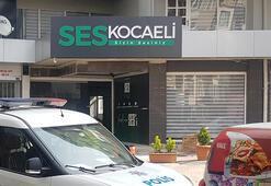 İzmit'te yerel gazetenin binası kurşunlandı
