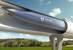 Hyperloop ile 500 km 90 dakika