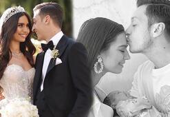 Mesut Özil - Amine Gülşe çiftinin bebeğine 5 milyonluk reklam teklifi