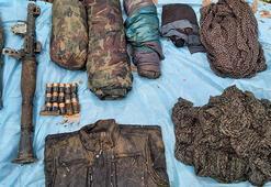 Bingölde EYP düzenekleri ve PKKnın sözde eyalet sicil defteri ele geçirildi