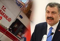 Bakan Koca 03.40ta telefonla aramıştı Ambulansa saldıranlarla ilgili son dakika gelişmesi