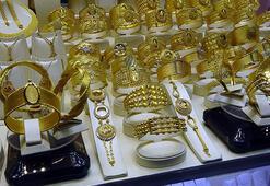 Altın fiyatları ne kadar oldu Gram ve çeyrek altın 22 Nisan çarşamba günü kaç lira