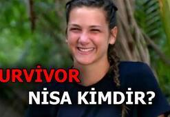 Survivor Nisa nereli, kaç yaşında Gönüllüler takımı yarışmacısı Survivor Nisa Bölükbaşı biyografisi
