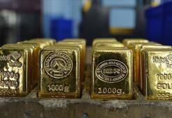 Altının kilogramı 374 bin 600 liraya geriledi