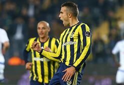 Van Persieden olay itiraf: Fenerbahçeye gelmeden önce...