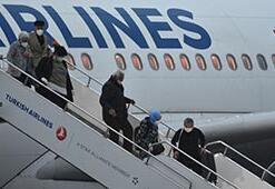 Almanyada yaşayan 233 Türk vatandaşı Sivasa getirildi