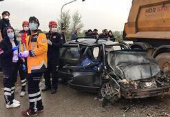 Sakaryada trafik kazası