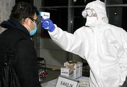 Belçikadan getirilen 245 kişi Gümüşhanede karantinaya alındı