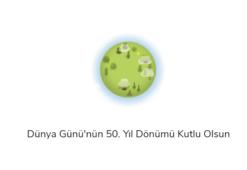 Dünya Günü (Earth Day) nedir, ilk ne zaman ortaya çıktı Googledan 22 Nisan Dünya Günü için doodle