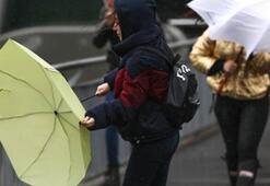 Meteorolojiden uyarı geldi Sağanak yağış geliyor