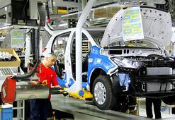 Otomobil satışları Avrupada düşüşte Türkiyede yükselişte