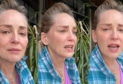 Sharon Stone manevi büyükannesini corona nedeniyle kaybetti